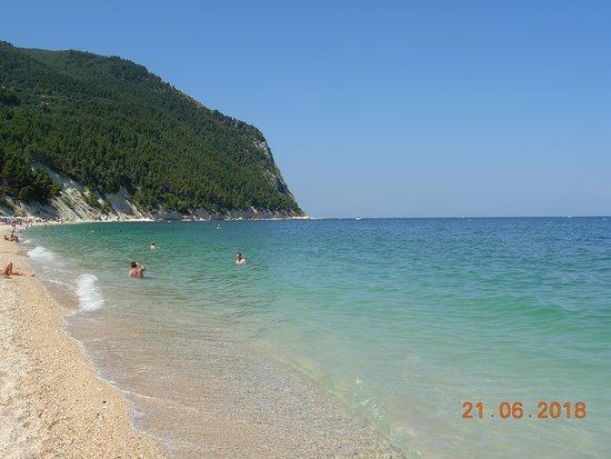 Spiaggia di San Michele: Spiaggia