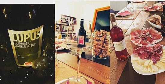 Azienda Tilli: Aperitivi cenati