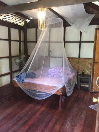 San Isidro, الفلبين: An authentic stay in a hut - clean and comfy