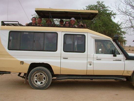 Safari Kenya 360: Pronti per partire...