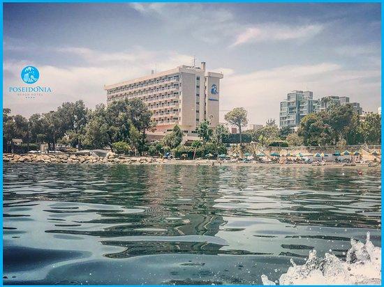Poseidonia Beach Hotel: From the Beach