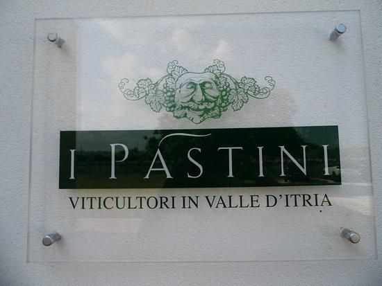 I Pastini: Vineyard Title