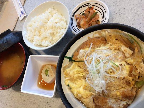 Fuji Japanese Restaurant: katsu don