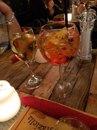 Grazia & Graziella: DRINKS