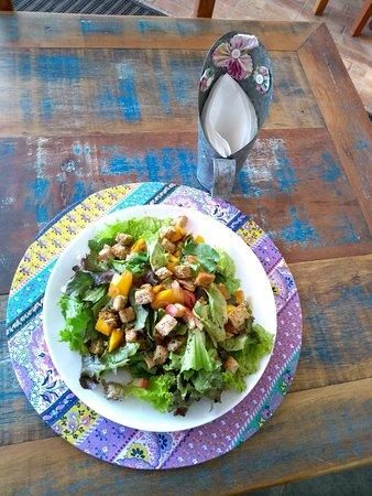 Cafezinho: Saladas deliciosas