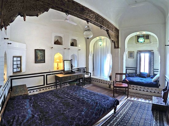 Le Prince Haveli - French Homestay: Rajput Family