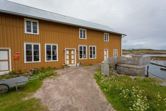 Коммуна Мелой, Норвегия: Gammelbutikken