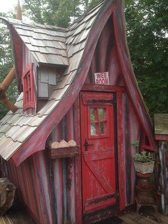 Ardelve, UK: Lovely little cabins!