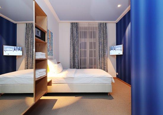 Design Hotel Stadt Rosenheim: Komfort-Plus-Einzelzimmer