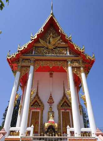 Wat Sri Sunthon (Wat Lipon): Храм