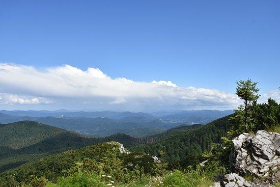 Crni Lug and National Park Risnjak