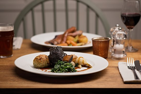 The Barley Mow: Comfortable but casual dining in our restaurant