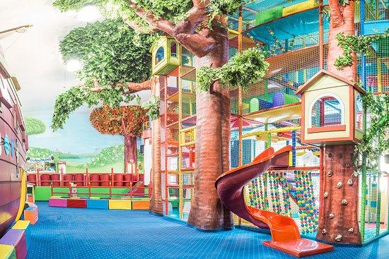 Sala zabaw dla dzieci Nibylandia