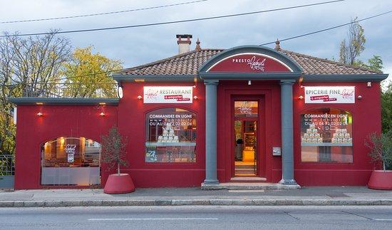 Fabioli Presto: Le temple de la Pizza ;-)