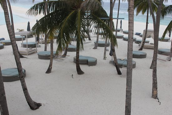 Seaside Finolhu: Beach