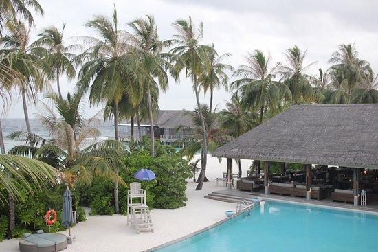 Seaside Finolhu: Pool