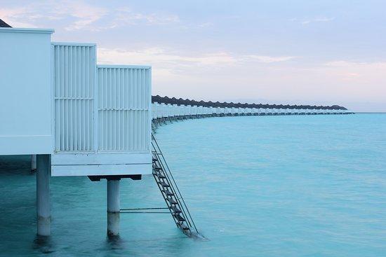 Seaside Finolhu: Villas