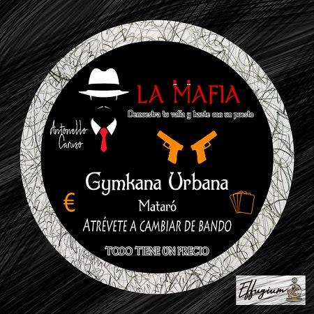 Mataro, Spanien: Gymkana Urbana