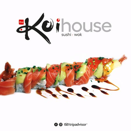Sushi Dragão @ THE KOI HOUSE