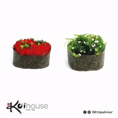 Sushi @ THE KOI HOUSE