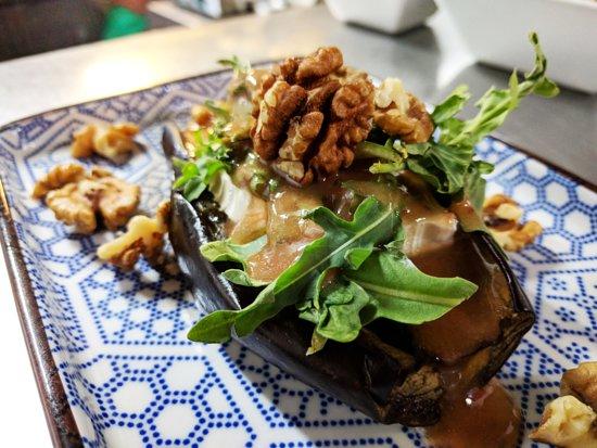 La Huerta Tapas Bar: Tapa - La Huerta Gastro Art
