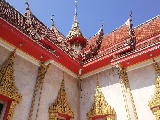Ват Чалонг: храм