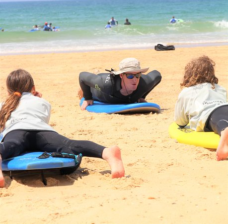 Boardingmania Surf School: Private surf lesson for two