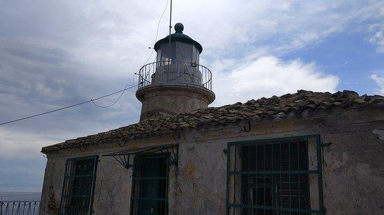 Old Fortress Corfu: Маяк