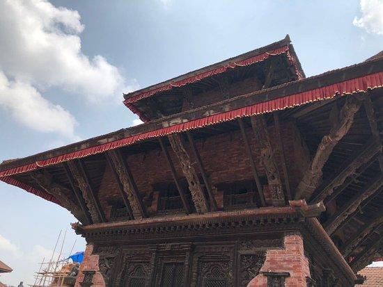 Площадь Дурбар - Бхактапур: Khajrao replication