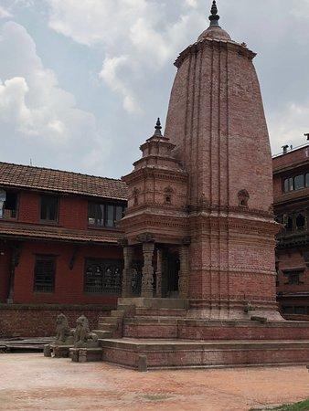 Bhaktapur Durbar Square: Replica of an Indian temple