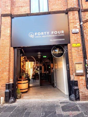 44 Hill Street, Belfast - Restaurant Reviews, Phone Number ...