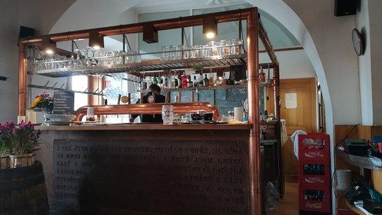 Pivovar Černý Orel: Bar