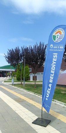 Tuzla Belediyesi Selale Egitim Parki: Tuzla Belediyesi Şelale Eğitim Parkı