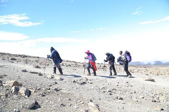 Intrepid Explorer Tanzania: Mount Kilimanjaro climb Machame route