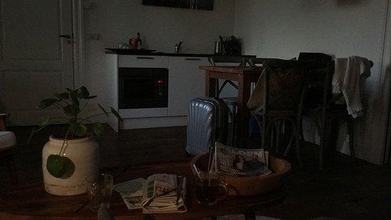 Abcoude, Niederlande: kitchenette