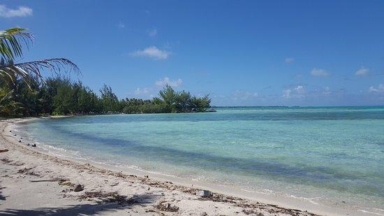 Patio, French Polynesia: Motu privé pour un déjeuner exceptionnel