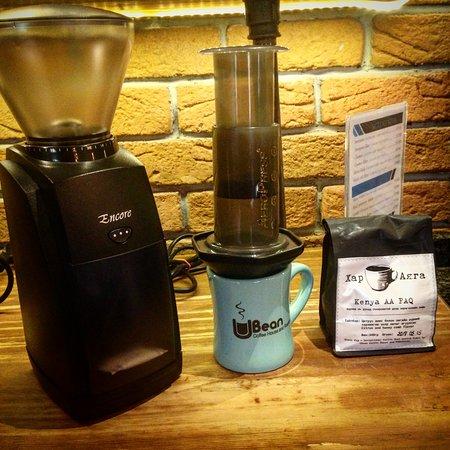 UBean Coffeehouse and Roasterie: Random photos