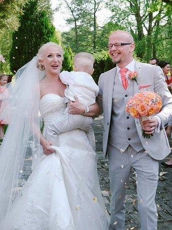 Llangybi, UK: Wedding