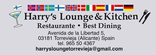 Harry´s Lounge&Kitchen: best dining