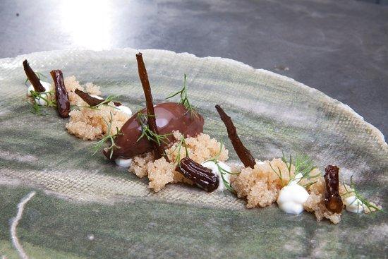 Lima: CHOCOLATE DESSERT