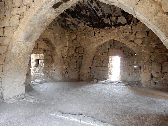 Azraq, Jordan: De kamer waar Lawrence of Arabia verbleef in de winter van 1917-1918.