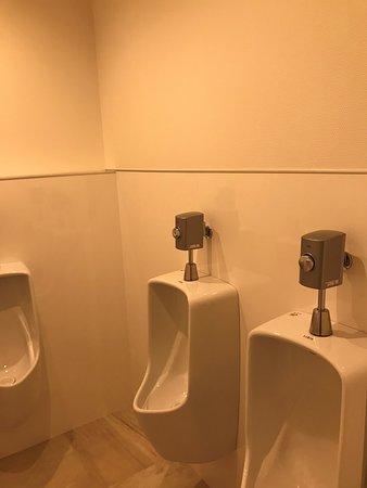 Hostel Kura: 男性用トイレ・Men's Toilet