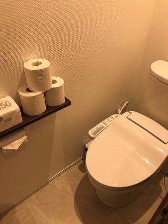 Hostel Kura: お手洗い・Restroom