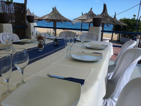 Restaurant Banys La Gavina: Events