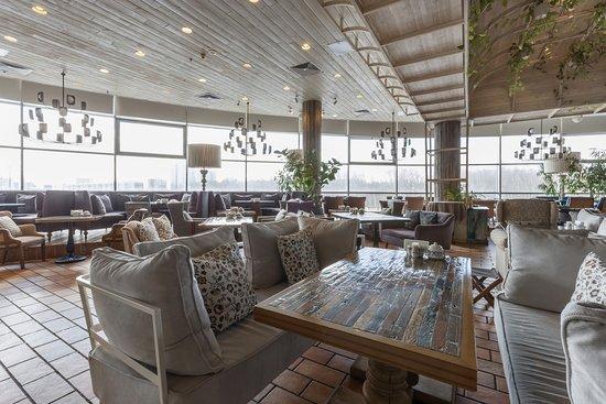 VASILCHUKI Chaihona №1: Интерьер ресторана
