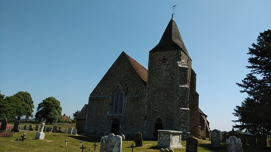 St Clement's Church Old Romney