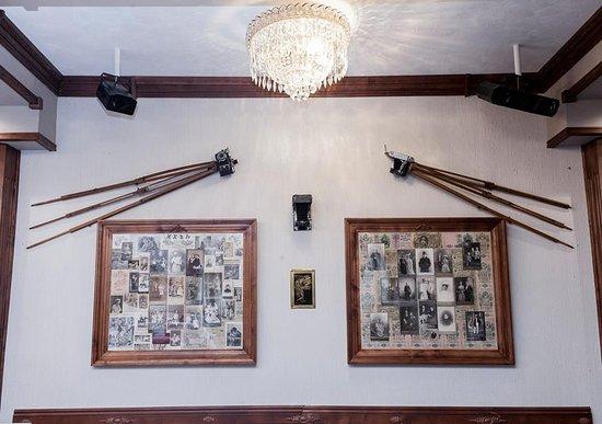 Cabinet-Portrait: Банкетный зал / Banquet hall