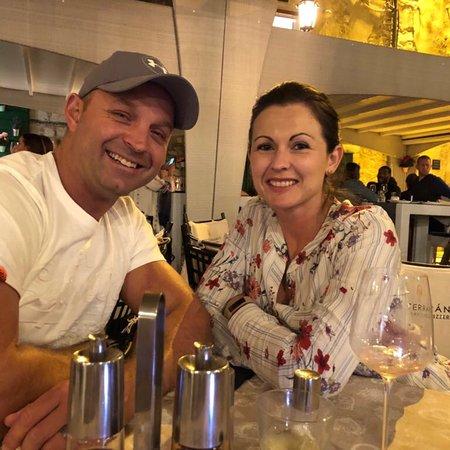 Foto de Mediterraneo restaurant - pizzeria