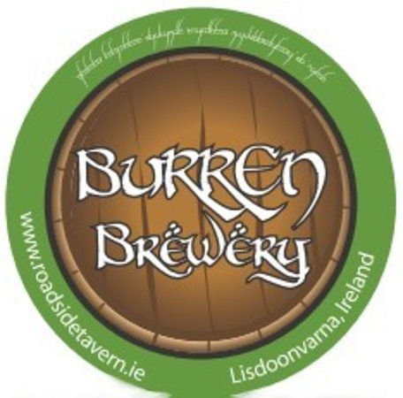 The Burren Brewery is under the same roof as the Roadside Tavern
