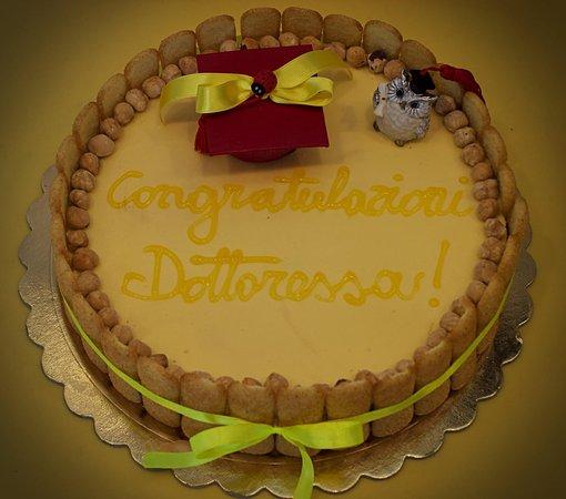 Gelateria Creperia Maxi: torta!!